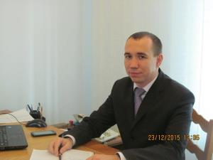 Перший заступник міського голови — Матвійчук Ярослав Анатолійович